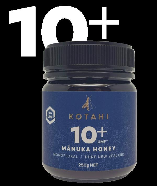 Kotahi Pure Mānuka Honey 10+